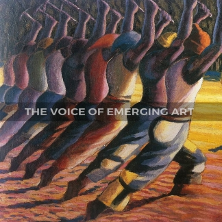 The Voice of Emerging Artists